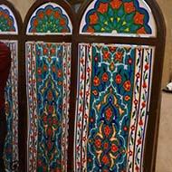 صنایع دستی و هنری نقاشی روی شیشه