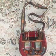 کیف دست ساز اکبند و استفاده نشده