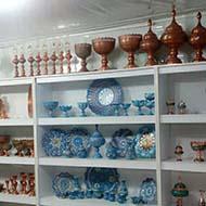 انواع صنایع دست با تنوع کالای فراوان با قیمت فوق العاده