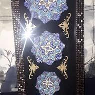تابلو صنایع دستی و هنری شیک و زیبا