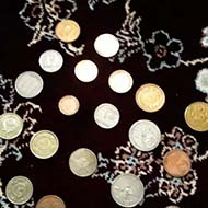 سکه های ایرانی و خارجی کلکسیونی