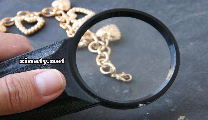 نحوه تشخیص طلا از بدلیجات به روش های مختلف